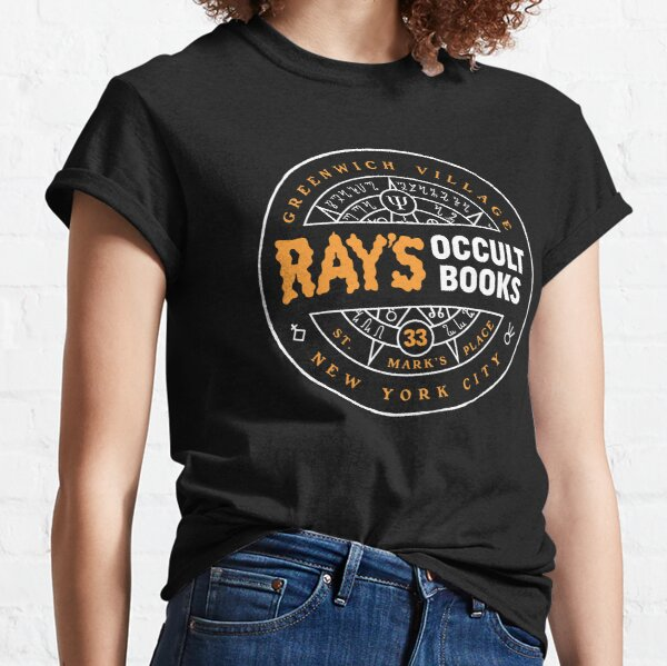 Ray's Occult Books New York Classic T-Shirt