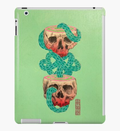 Two Souls iPad Case/Skin