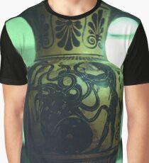 C6 BC Hydra Etruscan Villa Guilia Rome Italy 19840724 0015  Graphic T-Shirt