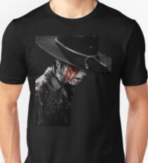 Carl Grimes loses an eye  Unisex T-Shirt
