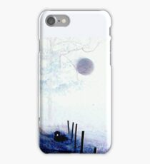 Orb Reporting Photograph # 12 -Color Reversed iPhone Case/Skin