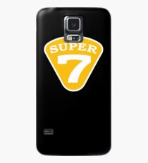 SUPER 7 Badge Case/Skin for Samsung Galaxy