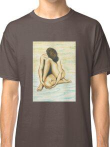 Female Nude Classic T-Shirt