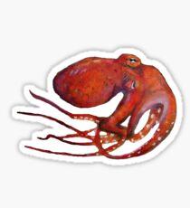 Oilctopus Sticker
