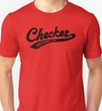 Checker Records Unisex T-Shirt