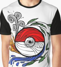 Pocket Monster Potential Graphic T-Shirt