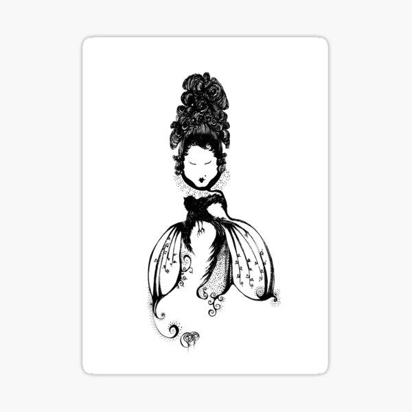 Girls Room Home Decor -Lady bird Sticker
