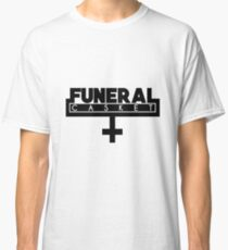 Funeral Casket - White Legacy Classic T-Shirt