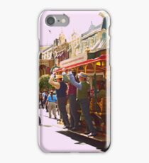 Clang! Clang! Clang! Goes the Trolley iPhone Case/Skin