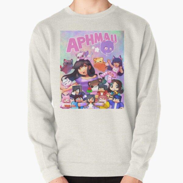 Aphmau Art Pullover Sweatshirt