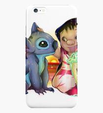 Vinilo o funda para iPhone Lilo y Stitch