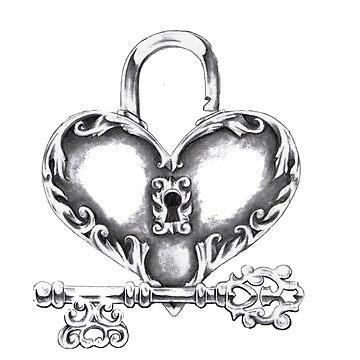 Lock & Key by samcaiazzo