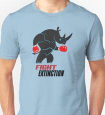 Fight Extinction Rhino T-Shirt