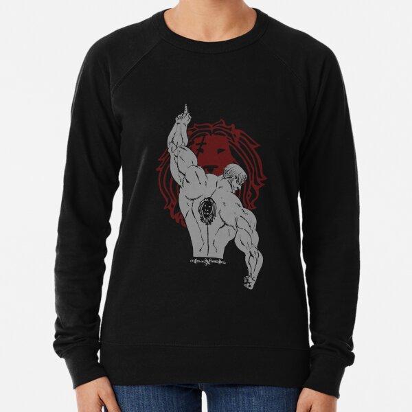 God Escanor Lightweight Sweatshirt