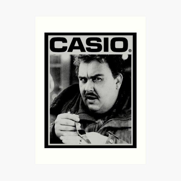 John Candy - Casio Art Print