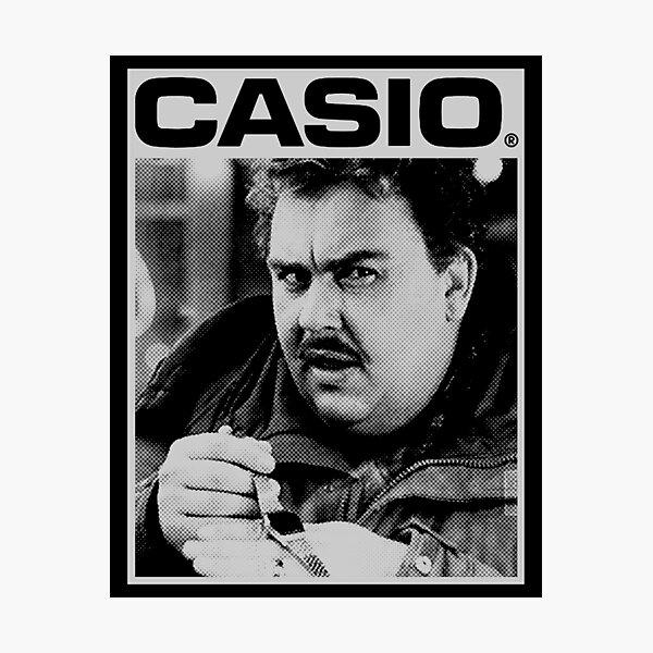 John Candy - Casio Photographic Print