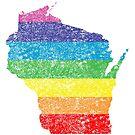 wisconsin rainbow by chromatosis