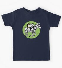 Black and White Buddies Kids Clothes