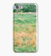 Going To Smell The Flowers iPhone Case/Skin
