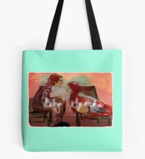Ruby Sparks Tote Bag