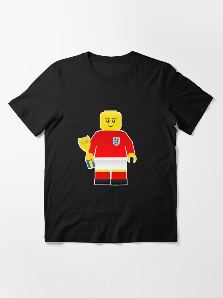 Alternate view of Little Man Won The Cup Essential T-Shirt