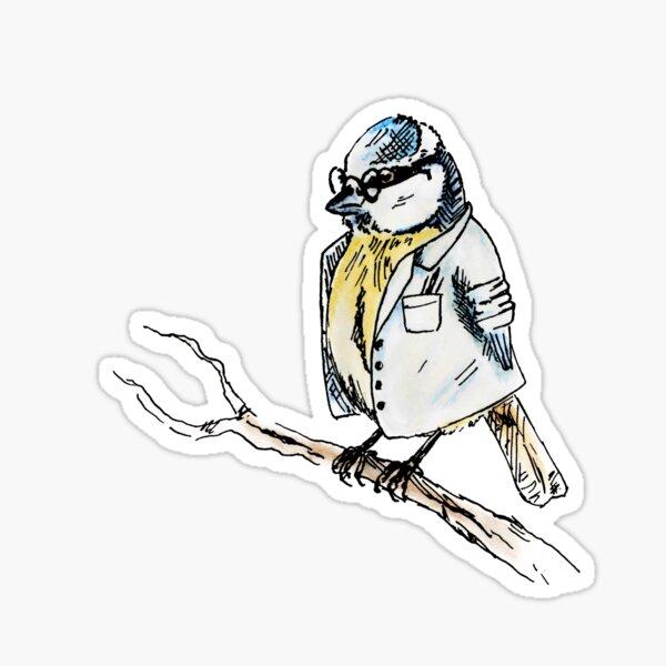 Dr. Avian Sticker