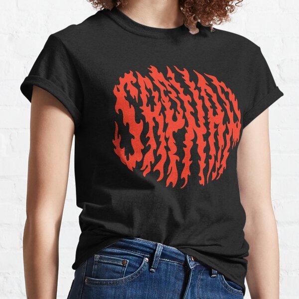 Sapnap Flame Name Classic T-Shirt