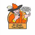 Mr Magic Tea-Fingers by Smallbrainfield