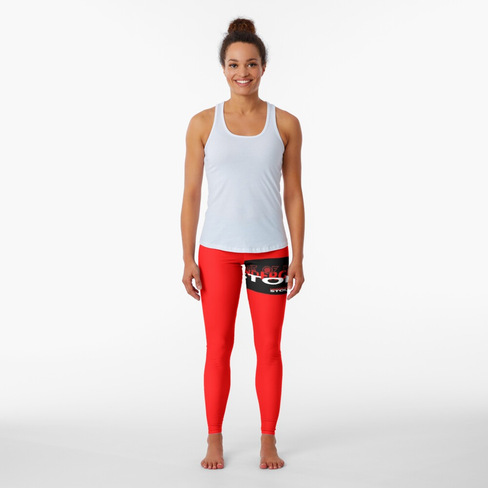 RED COLLECTION NONE OF IT WORKED! Leggings