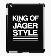 King of Jäger Style iPad Case/Skin