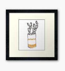 Succulent 2 Framed Print