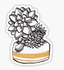 Succulent 3 Sticker