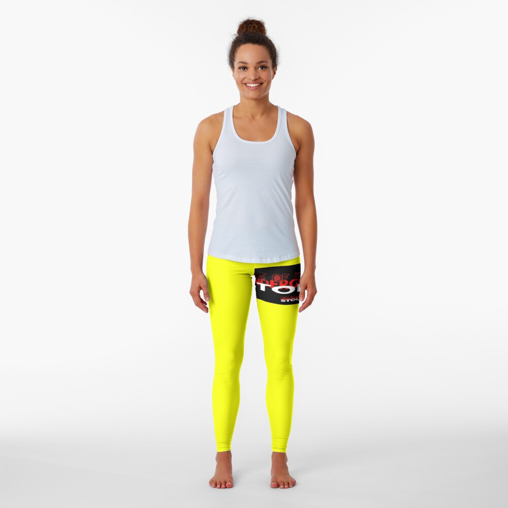 YELLOW COLLECTION NONE OF IT WORKED! Leggings