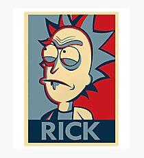 Morty & Rick 4 Photographic Print