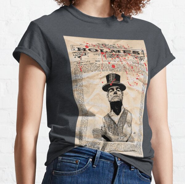HOLMES #1 comic book cover Classic T-Shirt