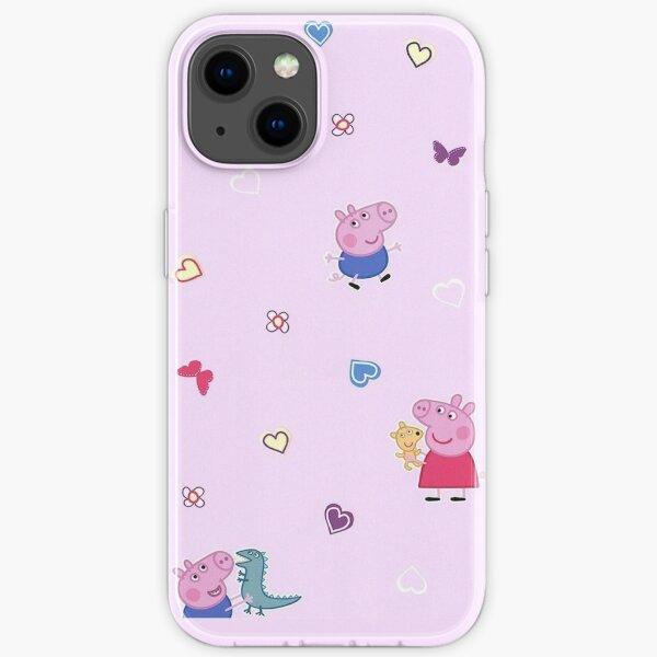 Peppa Pig Druck iPhone Flexible Hülle