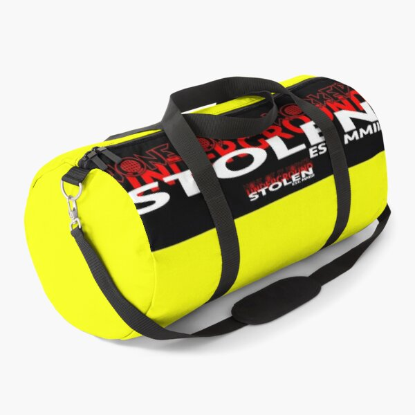 YELLOW COLLECTION NONE OF IT WORKED! Duffle Bag