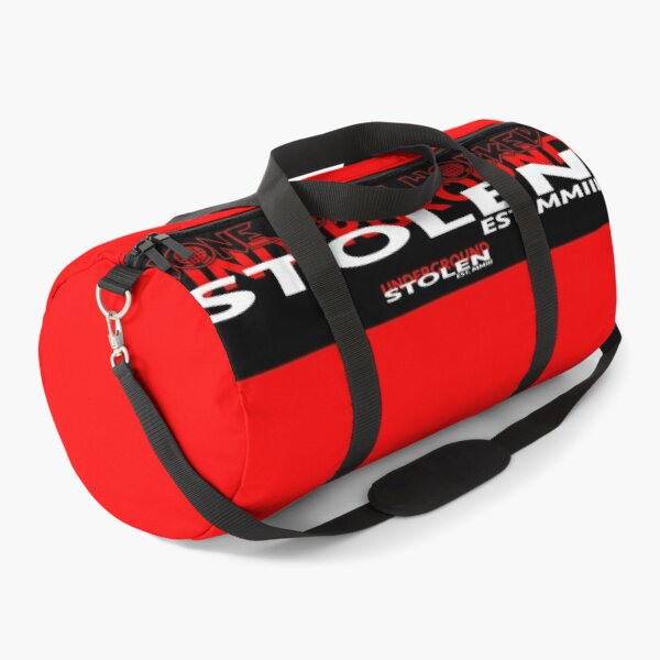 RED COLLECTION NONE OF IT WORKED! Duffle Bag