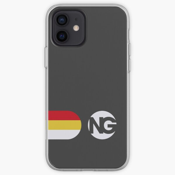 NG - DLBIA - Rounded iPhone Soft Case