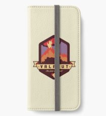 Valakut - The peak with heat! iPhone Wallet/Case/Skin