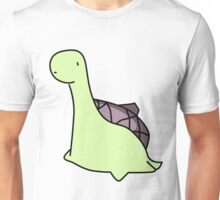 Sheldon The Tiny Dinosaur Who Thinks He's A Turtle Unisex T-Shirt
