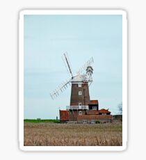 Cley Windmill Sticker