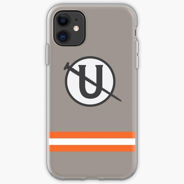 Holtzmann Screw U Necklace Ghostbusters iPhone Soft Case
