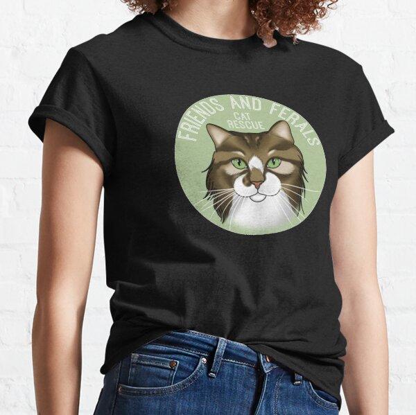 Cat Rescue Classic T-Shirt