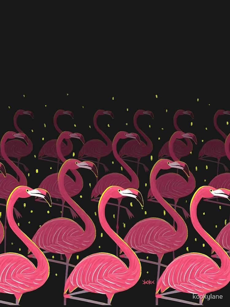 Flamingo März von kookylane
