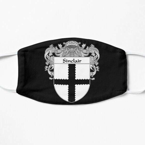 Sinclair Clan Shield Flat Mask