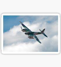 Royal Air Force De Havilland Mosquito Sticker