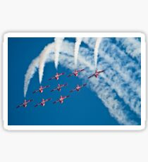 Canadian Forces Snowbirds Sticker