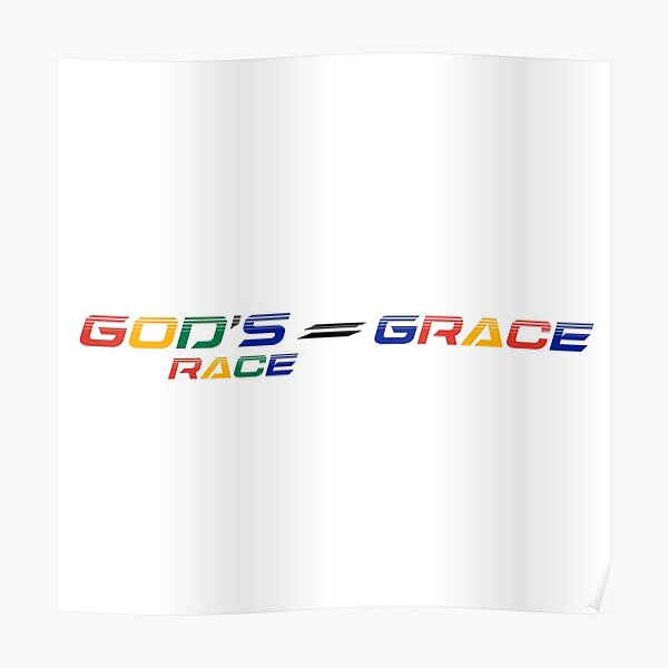 The Wenda Nel Collection: God's Race = GRACE  Poster
