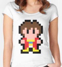 Pixel Alex Kidd Women's Fitted Scoop T-Shirt